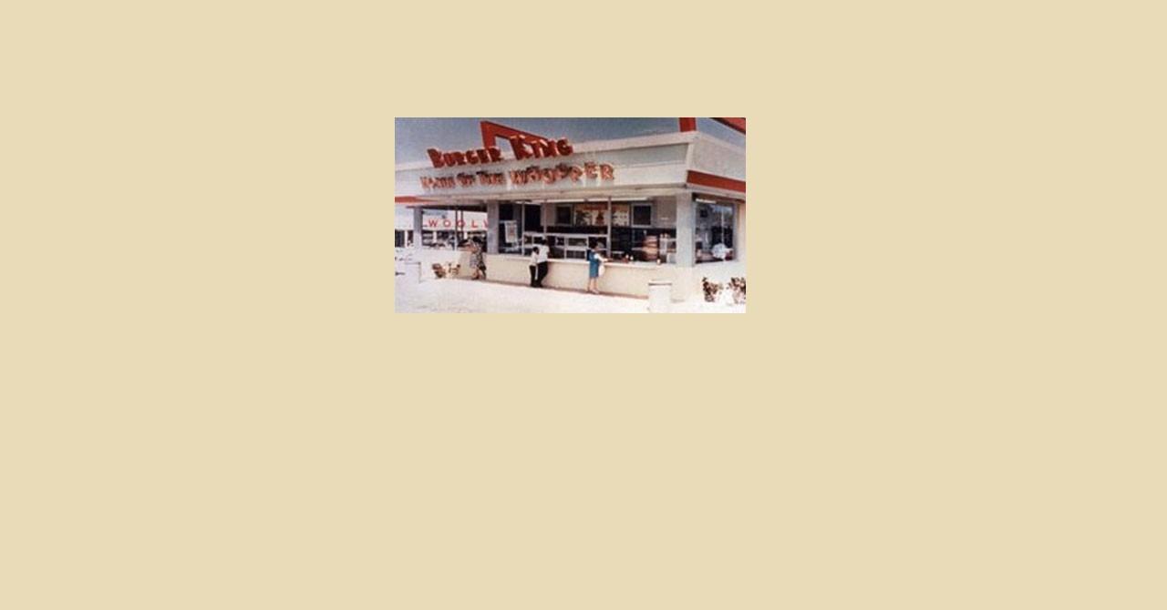 Первый ресторан за пределами США