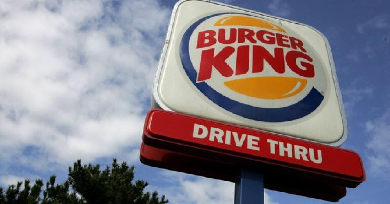 BURGER KING® - старт авто-окна