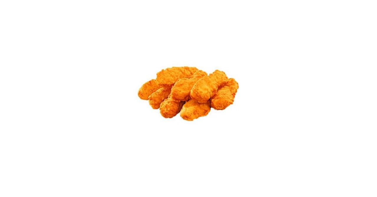 Куриные наггетсы в меню